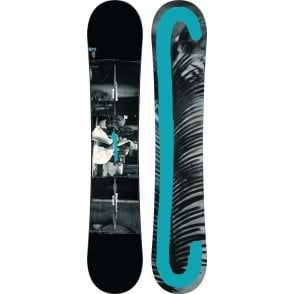 Custom Twin Snowboard 156