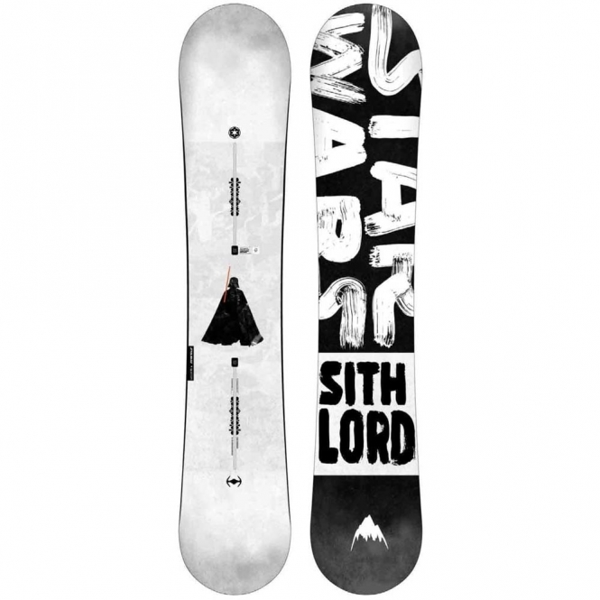 Burton Dark Side Custom Snowboard 154