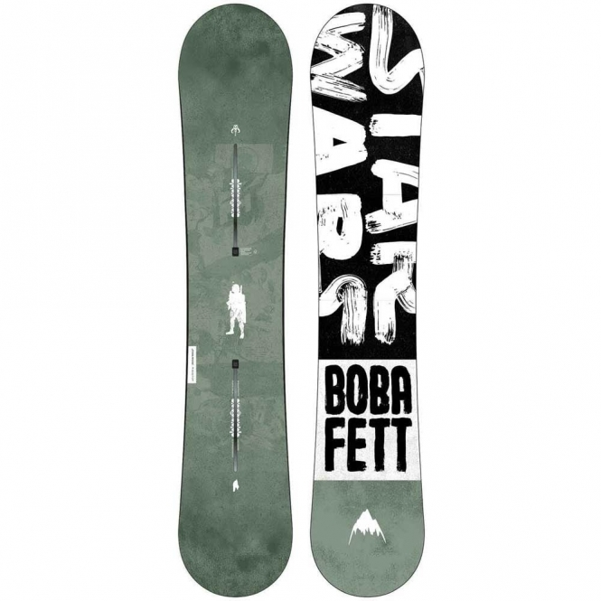 Burton Dark Side Custom Snowboard 158