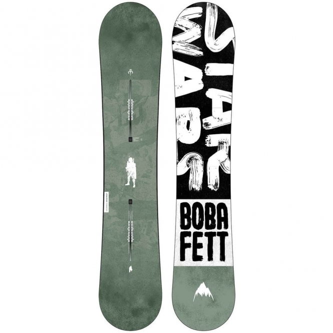 Burton Dark Side Custom Snowboard 158 Wide