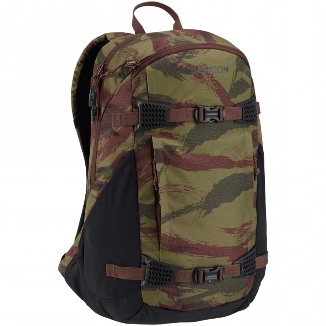 Burton Day Hiker 25L - Brushstroke Camo