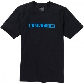 Burton Deep Thinker Tee - True Black