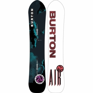 Burton Family Tree Speed Date Snowboard - Retro 156