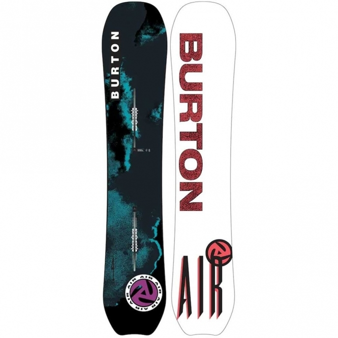 Burton Family Tree Story Board Snowboard - Retro 147
