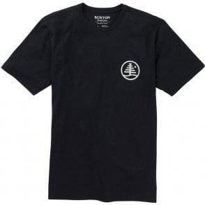 Burton Family Tree Tee - True Black