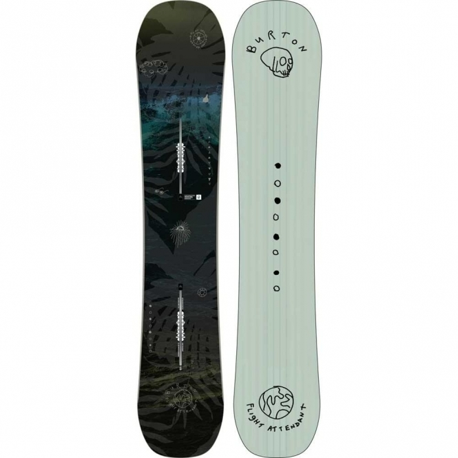 Burton Flight Attendant Wide Snowboard 159