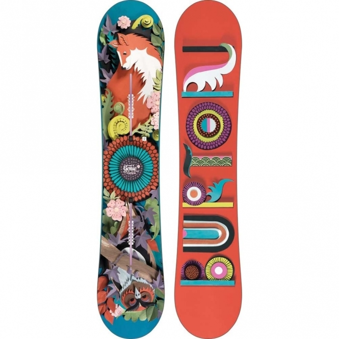 Burton Genie Snowboard 142