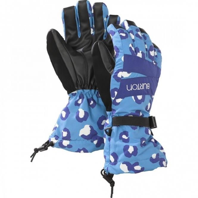 Burton Girls Glove Antidote Leopard
