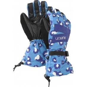 Burton Girls Glove Antidote Leopard