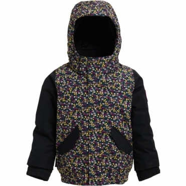 Burton Girls Minishred Whiply Bomber Jacket
