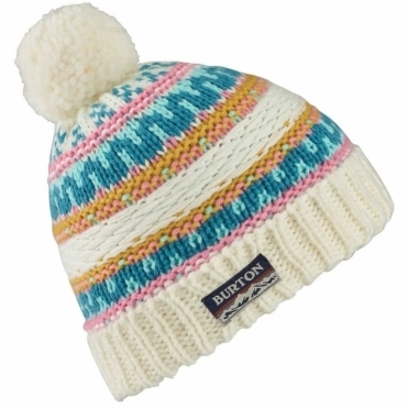 Burton Girls Walden Beanie - Stout White