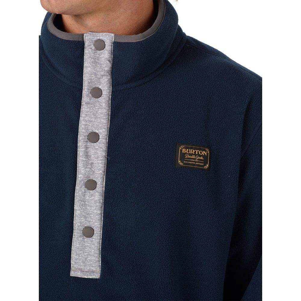 bbe507c1d8f Burton Hearth Fleece Pullover