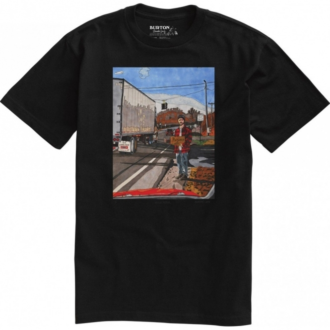 Burton Hitch Hiker T-Shirt