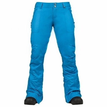 Indulgence Snowboard Pants - Blue-Ray