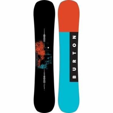 Burton Instigator Snowboard 165 Wide