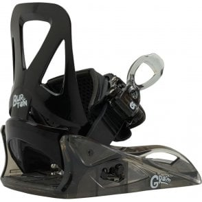 Burton Kids' Grom Snowboard Bindings 2018