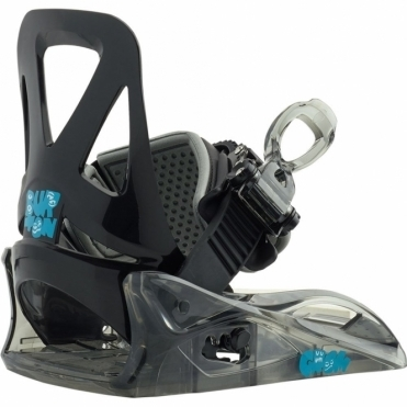 Burton Kids' Grom Snowboard Bindings 2019