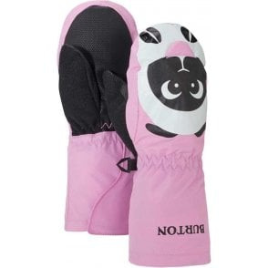 Burton Kids' Grommitt Mitt - Black Sheep