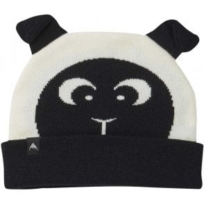 Kids Mini Beanie - Black Sheep
