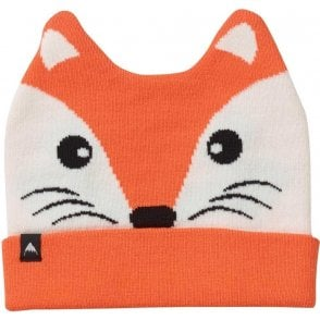 Kids Mini Beanie - Fox