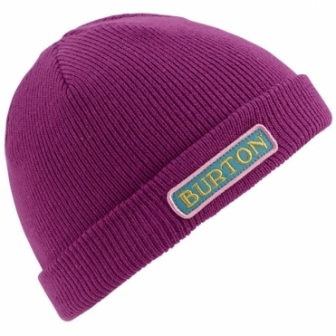 Burton Kids Mini Beanie - Grapeseed