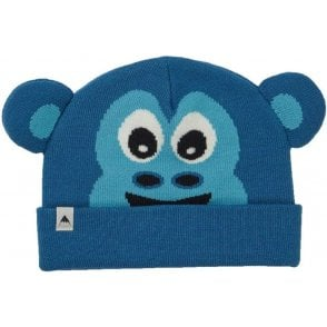 Kids Mini Beanie - Monkey