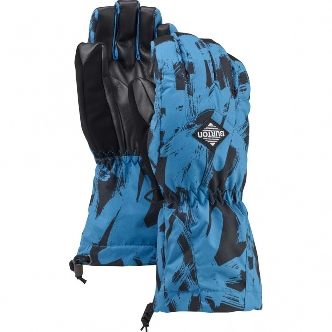 Burton Kids Profile Gloves - Glacier Hashtag