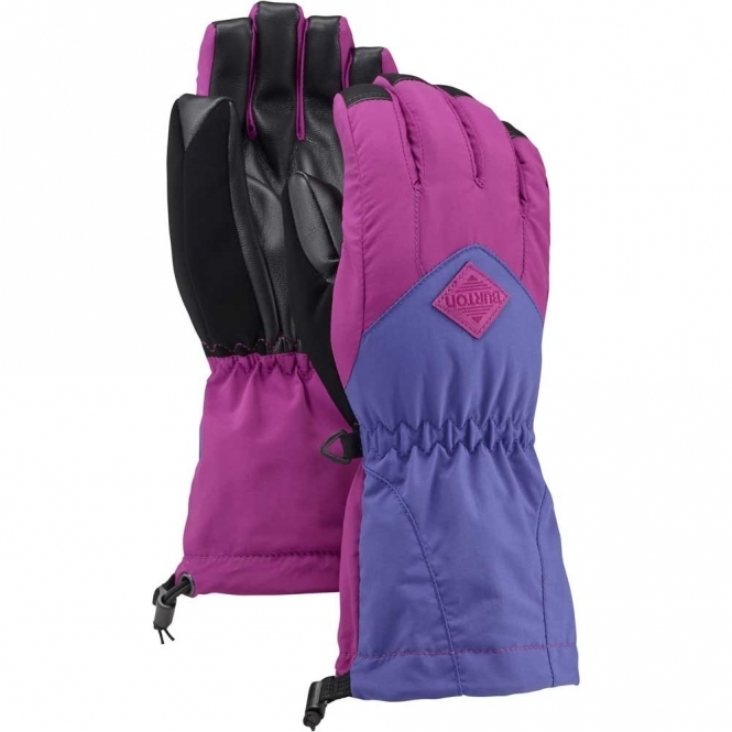 Burton Kids Profile Gloves - Grapeseed Sorcerer