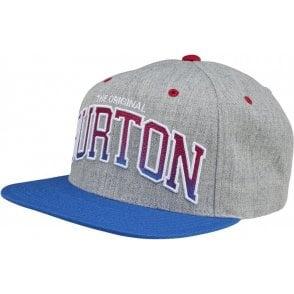 Lexington Snap Back Hat - Heather Grey NY