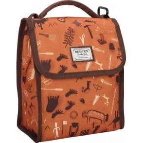 Lunch Sack - Caveman Print