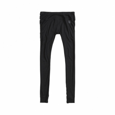 Luxury Midweight  Pants - Black