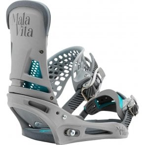 Malavita Snowboard Bindings Greyed Out 2017