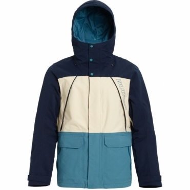 Burton Men's Breach Snowboard Jacket