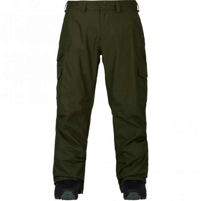Burton Men's Cargo Snowboard Pants - Forest Night
