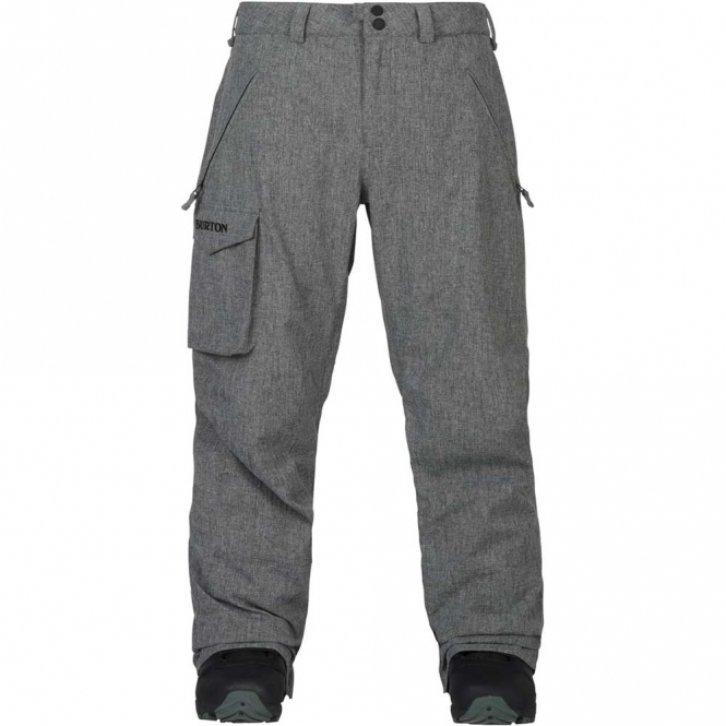 Burton Men's Covert Snowboard Pants - Bog Heather