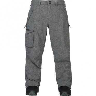 Burton Men's Covert Snowboard Pants - Bog Heather