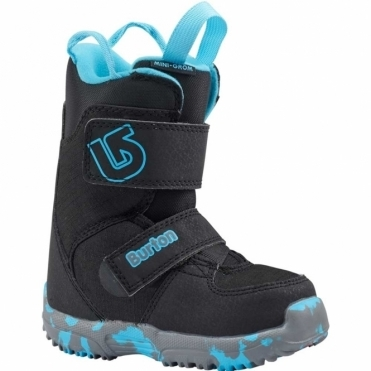 Mini Grom Snowboard Boots 2018