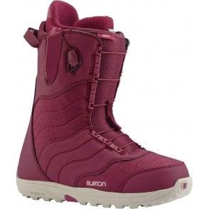 Mint Snowboard Boots 2017