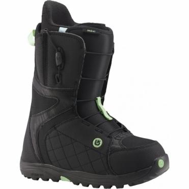 Mint Snowboard Boots - Black Mint