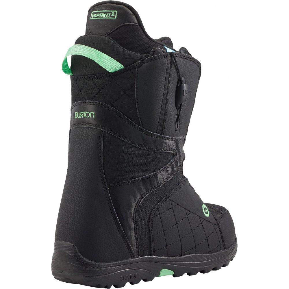 9090afe33c Burton Mint Snowboard Boots - Black Mint