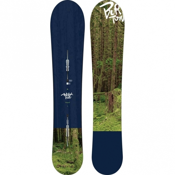 Burton Modified Fish Snowboard 156
