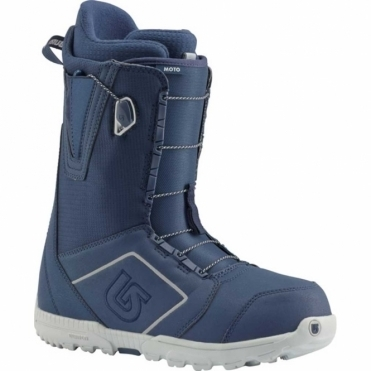 Moto Snowboard Boots Blue 2017