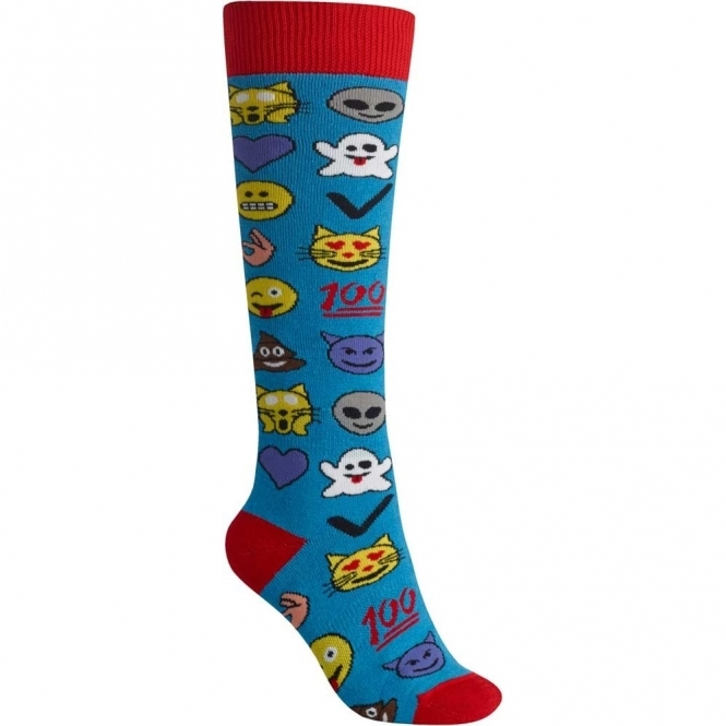 Burton Party Sock - Emoji