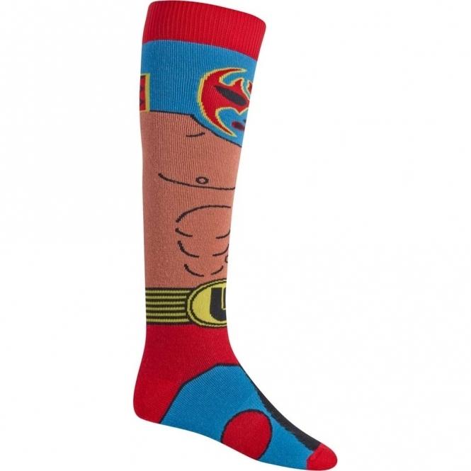 Burton Party Socks - Luchador