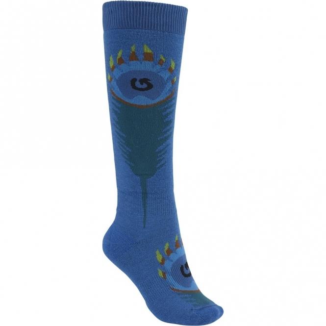 Burton Party Socks - Peacock