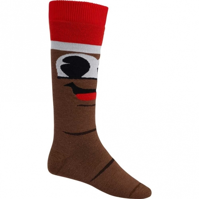 Burton Party Socks - South Park Mr Hankey