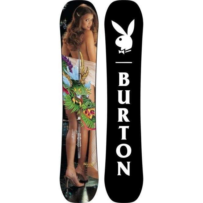 Burton Process Centerfold Snowboard 152