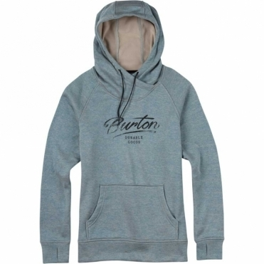 Quartz Pullover Hoodie - Hydro Heather