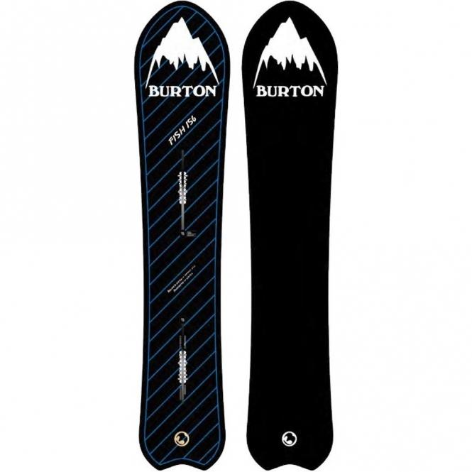 Burton Retro Fish Snowboard 156