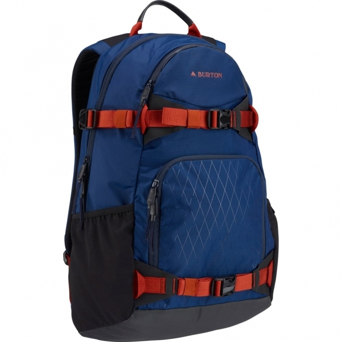 Burton Riders Pack 2.0 25L - Eclipse Blue Ripstop